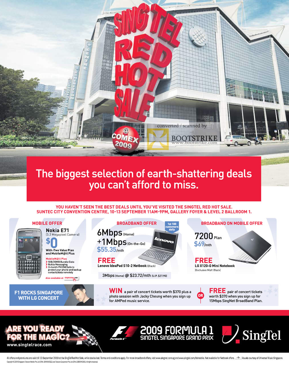 Deals mobile broadband