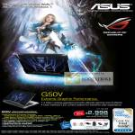 ASUS Extreme Graphics Notebook G50V