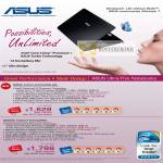 ASUS Thin Notebooks U20A UX50V