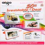 Aigo Digital Photo Frame F5007 F5010 F5055