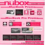 Apple Nubox Macbook Pro
