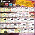 Canon Laser Printers Colour Multi Function Scanners
