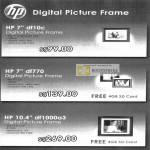 HP Digital Photo Frame Df10c Df770 Df1000a3 B6636