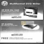 HP Multiformat DVD RW Writer Sata Internal External USB Slim