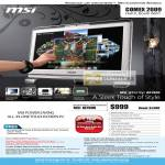 MSI Wind All-In-One Touchscreen PC Top AE1900
