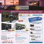 Philips LCD TV Audio House