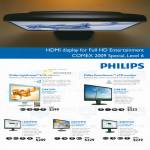 Philips LightFrame LCD Monitors PowerSensor