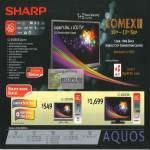 Sharp Aquos LED TV XS LC 65XS1M 32D30M 46D38M