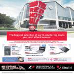 Singtel Mobile Phone BBOM Broadband Offers