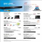 Sony Blu-Ray Disc Player BDP S360 DVD DVP FX730 FX930 PR50 SR200 K88 NS628P