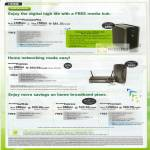 Starhub Broadband Premium Plus Linksys Cisco Media Hub Wireless N