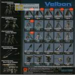 Velbon Carbon Tripod Video Monopod Ballhead