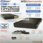 Western Digital Elements Portable Desktop Toshiba PenDrive