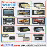 ECarhifi Lilliput Products DVD GPS LP 928GL