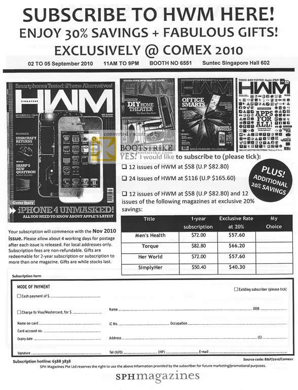 meny#39;s magazine  subscriptions