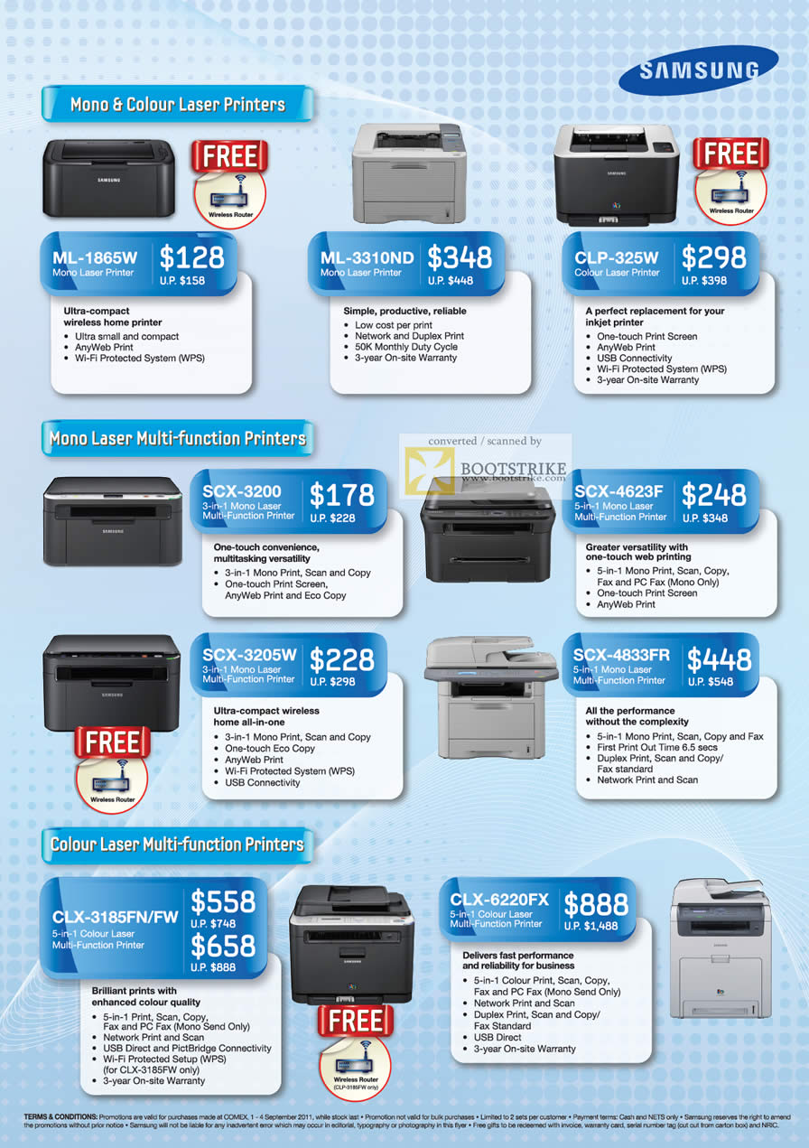 AIO Leaser printer price updates - www.hardwarezone.com.sg