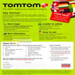 Tom Tom GPS Features Claim Form