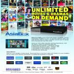 AsiaBox Media Player Features Apps Market Video On Demand VOD