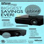 Infocus Projectors ScreenPlay SP8600 SP8604