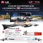 TV LW6500 Cinema 3D Smart