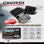 Caidrox Drive Video Recording System CD-3000 Sony CCD HD Rear View Camera