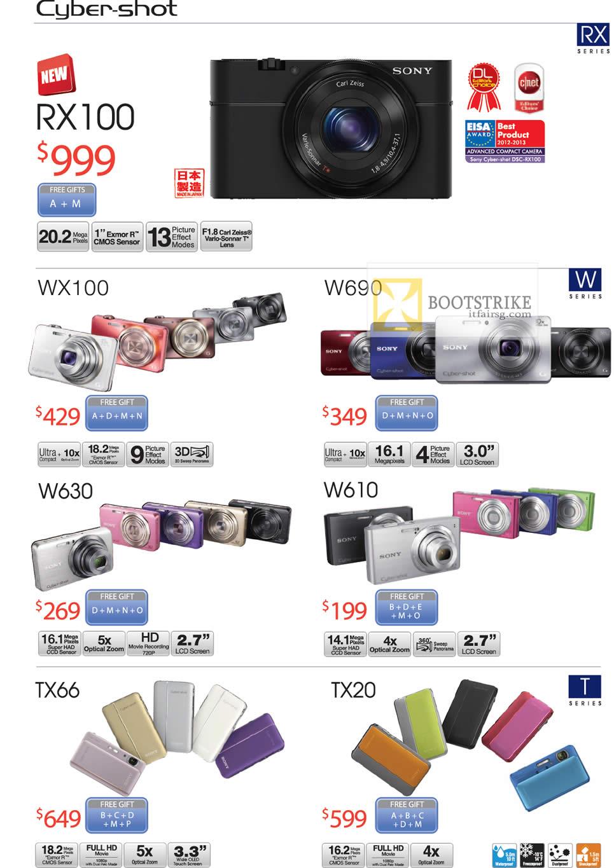 Sony Digital Camera Prices
