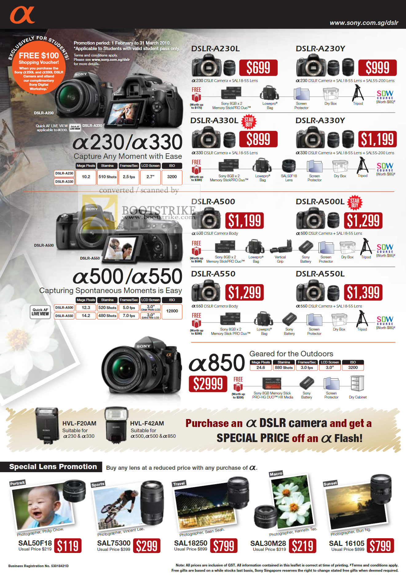Camera Sony Dslr Camera Price List sony dslr camera prices