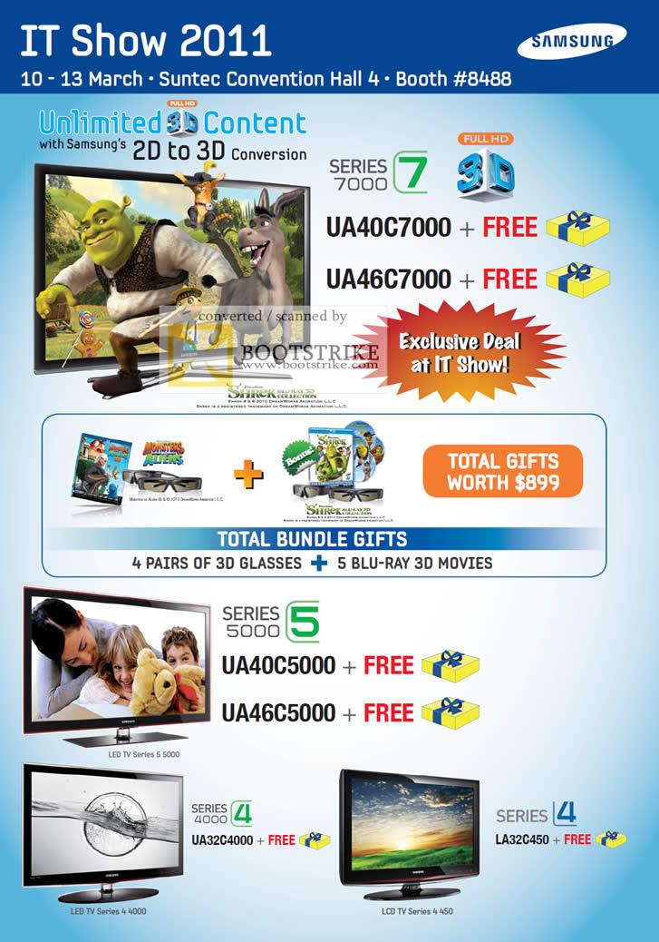 Mega discount samsung tv 3d ua40c7000 ua46c7000 ua40c5000 ua46c5000 ua32c4000 - Television c discount ...