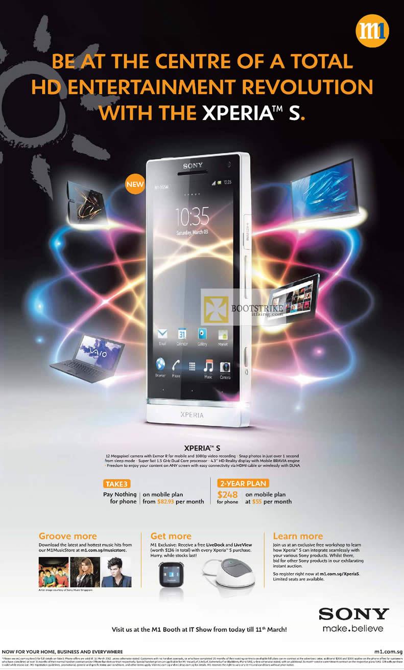 Nokia Lumia 800, Samsung Galaxy S II, Tab 7.0 Plus, Tab 7.7, SE Xperia