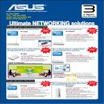 Asus Wireless G Router ADSL USB Networking