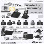Siemens Gigaset Phones