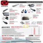 Toshiba Options Accessories