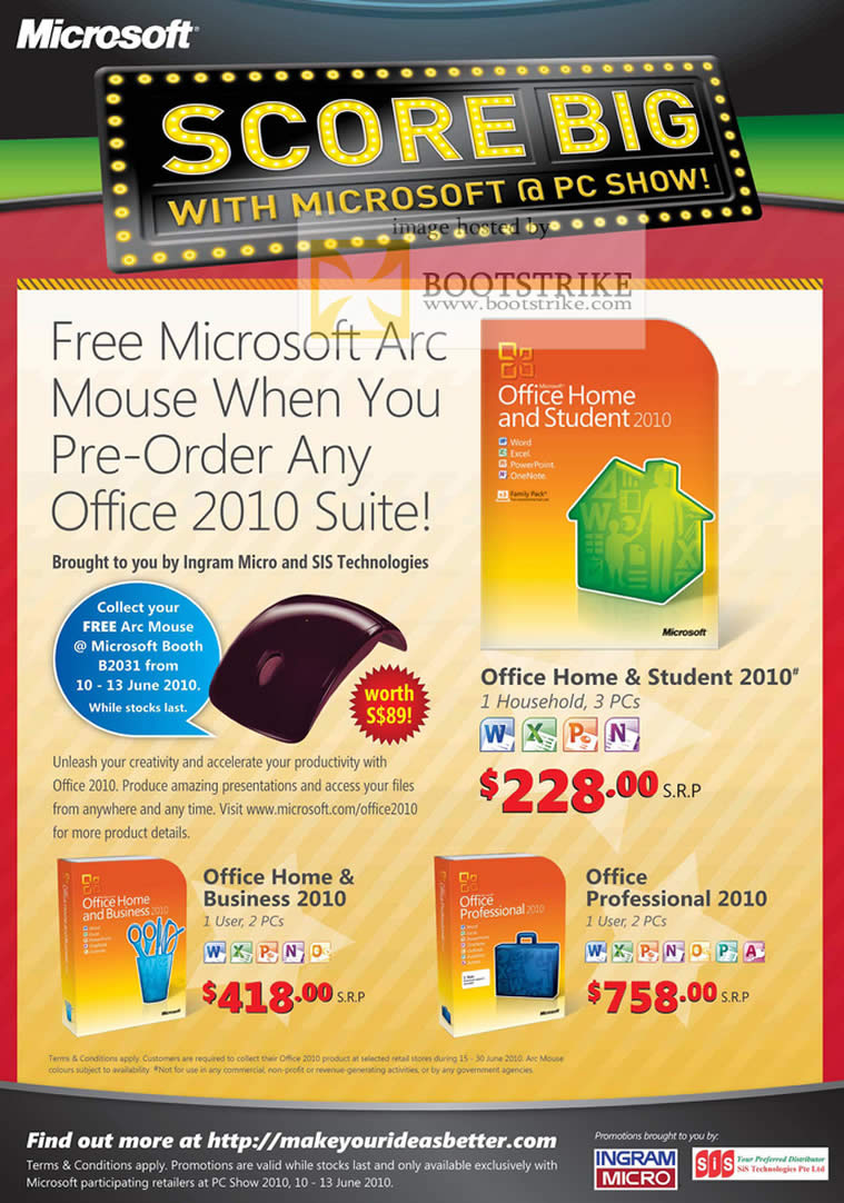 microsoft office 2010 home student business professional. Black Bedroom Furniture Sets. Home Design Ideas