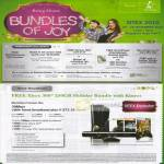 Starhub Roadshow Exclusives Xbox 360 Kinect Maxonline Premium Plus