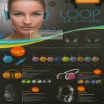 The Headphones Gallery Sonicgear Headset HEP 2000 Chromaphone HP 600 800