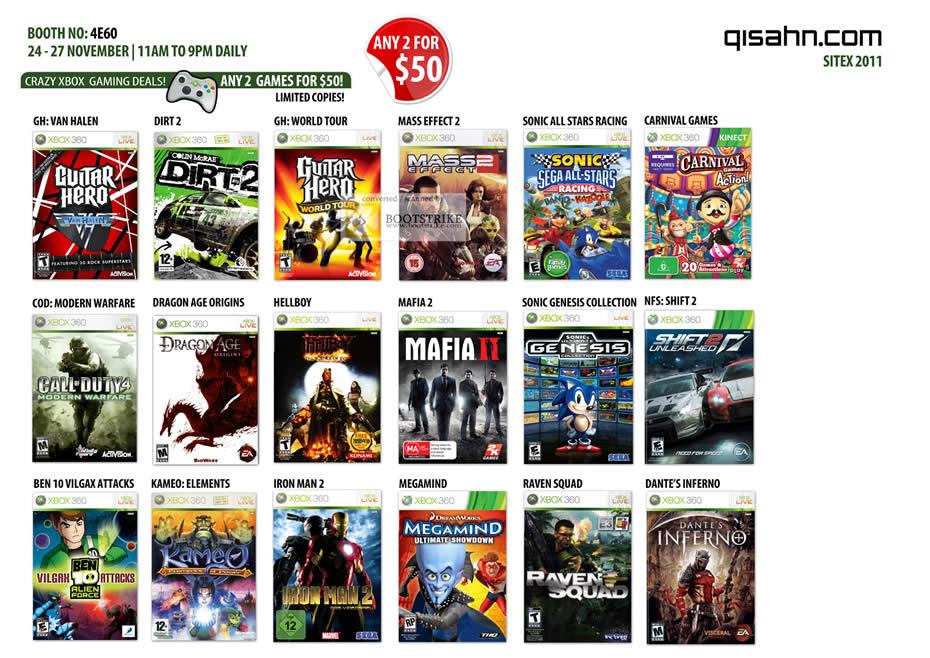 xbox 360 video games list - photo #6