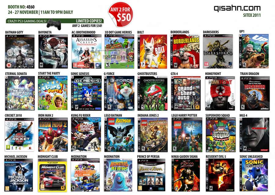 Playstation 2 Games List Pics Photos - G...